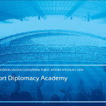 The Sport Diplomacy Academy Online Module has been launched